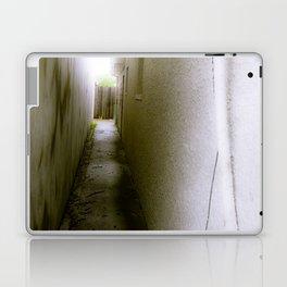 Narrow Alleyway Laptop & iPad Skin