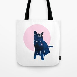 THE PET - GLAXY CAT Tote Bag