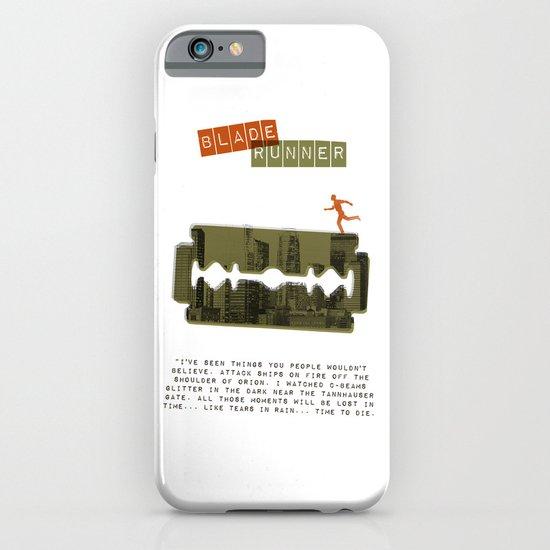 Blade Runner iPhone & iPod Case
