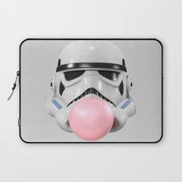Stormtrooper Bubble Gum Laptop Sleeve