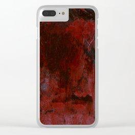 Cuca Clear iPhone Case
