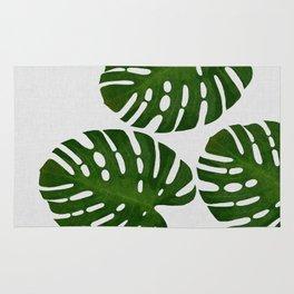 Monstera Leaf III Rug