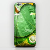 golf iPhone & iPod Skins featuring Golf Anyone? by Robin Curtiss