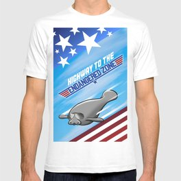 Highway To The Endangered Zone T-shirt