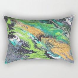 earthly change Rectangular Pillow