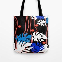 Jungle Night Fever Tote Bag