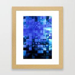 Cubeboard N1 Framed Art Print