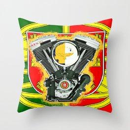 Evol Portugal flag Throw Pillow