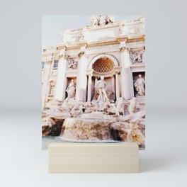 Poseidon's Fountain Mini Art Print