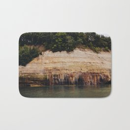 Pictured Rocks III Bath Mat
