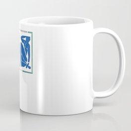 France 1961 The Blue Nudes Henri Matisse Coffee Mug