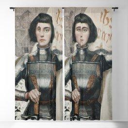 JOAN OF ARC - A.LYNCH  Blackout Curtain