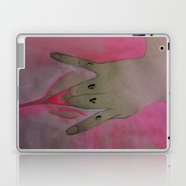 LOVE YOURSELF Laptop & iPad Skin