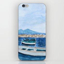 Vesuvius iPhone Skin