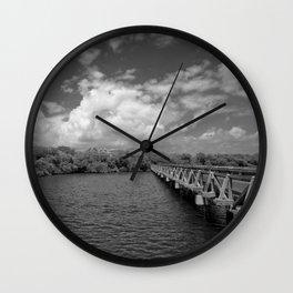 Attraversiamo Wall Clock