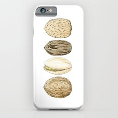 Edible Nuts Slim Case iPhone 6s