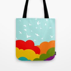 Up, Up, and Away! Tote Bag