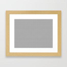 MacFarlane Tartan Framed Art Print