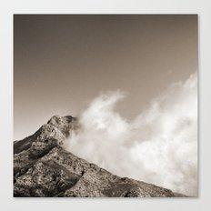 Volcanism Canvas Print