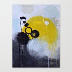 Etude No. 1 Canvas Print