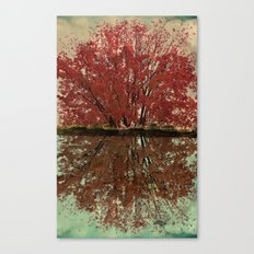 Landscape ~ Reflection Canvas Print