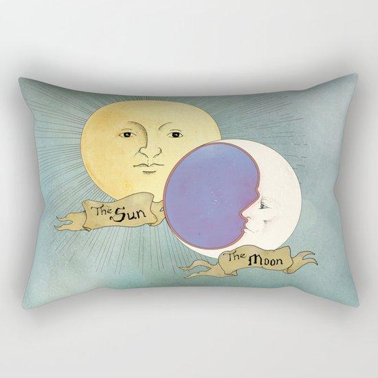 The Couple Rectangular Pillow