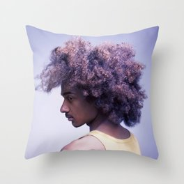 Ibou Throw Pillow