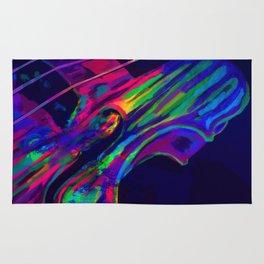 Neon Viola Pride Rug