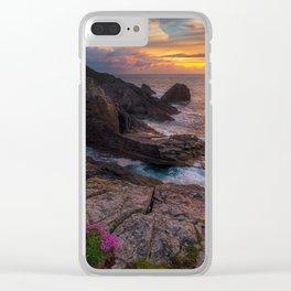 Malin Head - Ireland (RR235) Clear iPhone Case