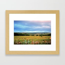 Cluny Framed Art Print