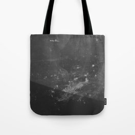 Younger Damage, Suicide Cat I Tote Bag