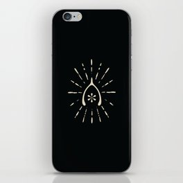 Wishbone Phone Case Carbon iPhone Skin