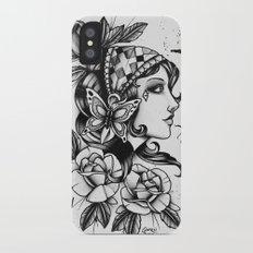 Gipsy Girl - TATTOO iPhone X Slim Case
