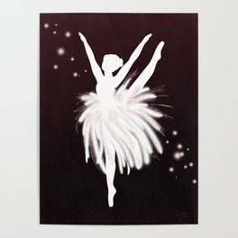Space Ballerina (3 of 3) Poster