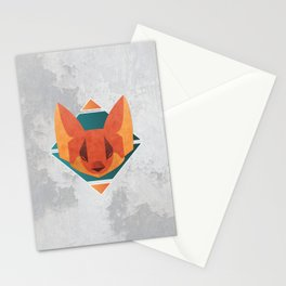 Foxstract Stationery Cards