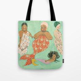 Everyone a Mermaid Tote Bag