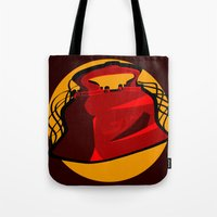 medical Tote Bags featuring Medical Mechanica by 121gigawatts