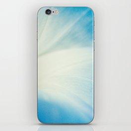 Blue Bell iPhone Skin