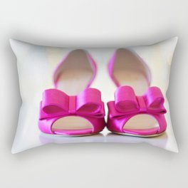Pumps Rectangular Pillow