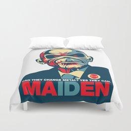 Iron Maiden Duvet Cover