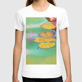 Searose Leaves  T-shirt
