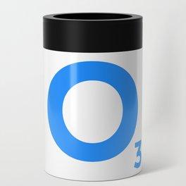 Official O3 Logo Design Can Cooler