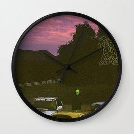 Cactus Jack Anime Wall Clock