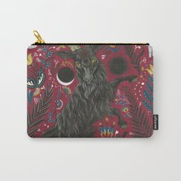 Black Phillip Carry-All Pouch