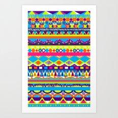 Summer Zest Art Print