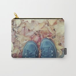 Autumn Feet Carry-All Pouch