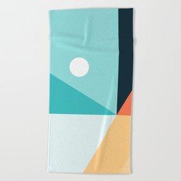 Geometric 1710 Beach Towel