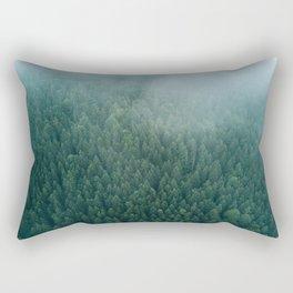 Stay Woke - Landscape Photography Rectangular Pillow