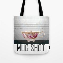 Mug Shot Tote Bag