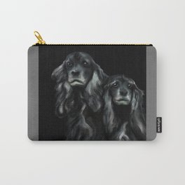 Sammy and Cloe Carry-All Pouch